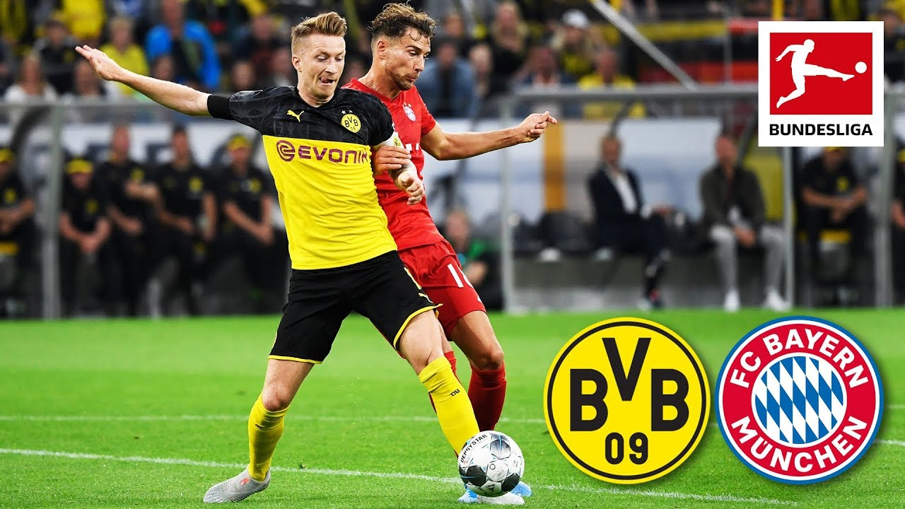 Borussia Dortmund Vs Bayern Munich Betting Online