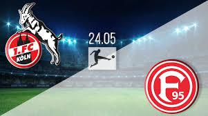 FC Koln vs Fortuna Dusseldorf