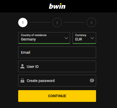 How to Open a Bwin Account